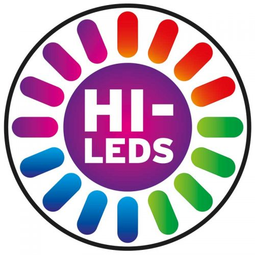 HI-LED lights